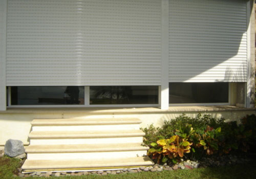 ROLL-UP SHUTTERS